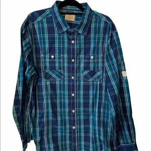Mark echo button down shirts extra large
